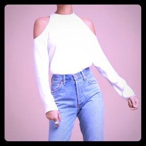 Aritzia Wilfred free McCall blouse